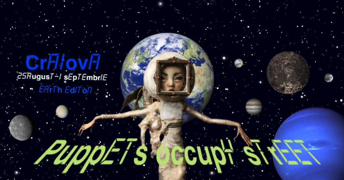 Puppets Occupy Street Earth Edition 2018